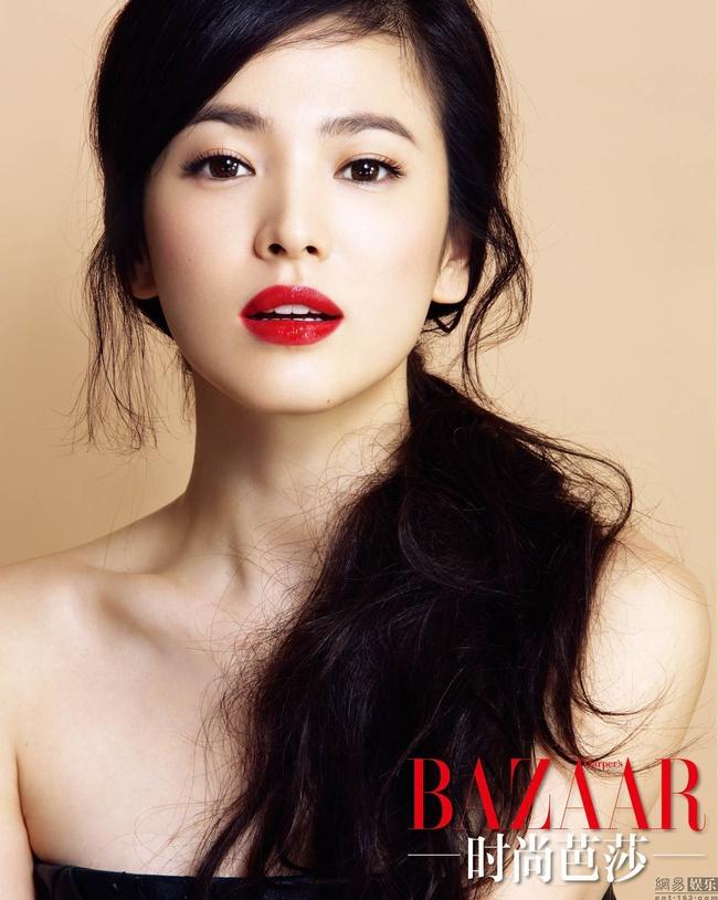 """Top 10 mỹ nhân Hàn Quốc thế kỷ 21: Bộ ba nữ thần """"Tae - Hye - Ji"""" đều có mặt nhưng đỉnh cao nhất phải là người đẹp huyền thoại 49 tuổi này  - Ảnh 7."""