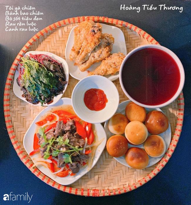 Bà mẹ trẻ Hà Nội và bí quyết đi chợ làm những mâm cơm mẹt đầy đặn giá chỉ 100-150 ngàn đồng cho 6 người ăn thoải mái - Ảnh 9.