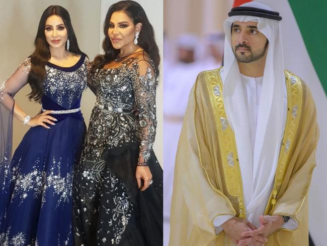 Thái tử đẹp nhất Dubai khiến nhiều thiếu nữ tan giấc mộng vì đã kết hôn, cô gái may mắn nhất có thân thế bất ngờ - Ảnh 4.