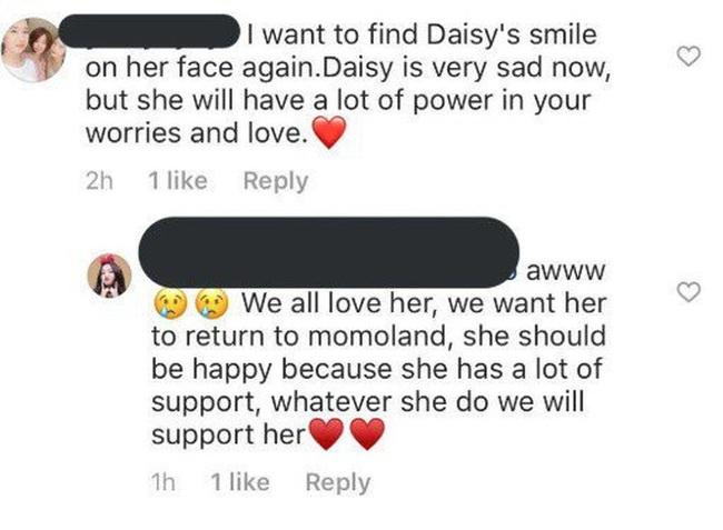 Thành viên MOMOLAND từng tố Nancy và các thành viên gian lận, giả tạo chính thức bị xóa sổ khỏi nhóm, netizen mỉa mai chê cười - Ảnh 5.