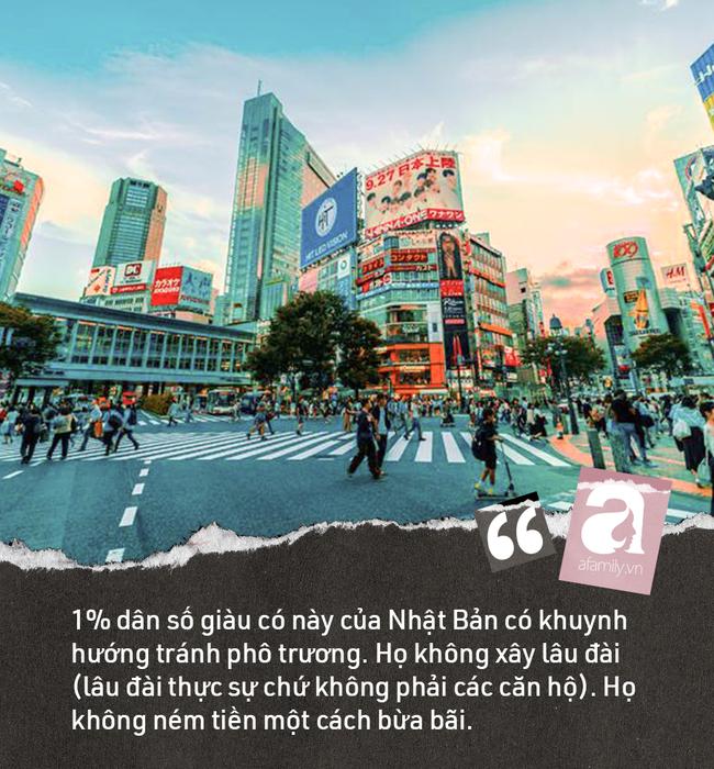 """Sự """"kỳ lạ"""" của người giàu ở Nhật: Hàng xóm sống bên cạnh không hề hay biết - Ảnh 2."""