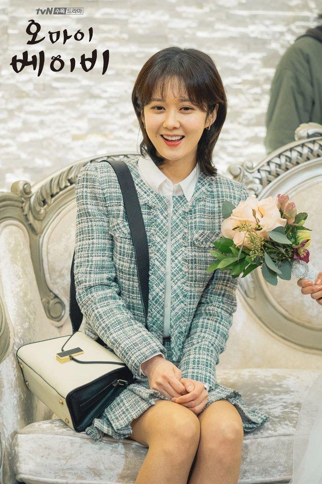 """Style của Jang Nara trong phim mới: Nhìn chung là cực hay ho, dù có vài lần diện đồ bà thím cũng không dìm nổi nhan sắc """"ma cà rồng"""" - Ảnh 5."""