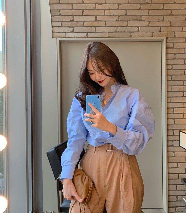 Kang Min Kyung của nhóm Davichi chính là tấm gương mặc đẹp đáng lưu tâm, nàng U30 học theo set nào là ăn chắc điểm set đó - Ảnh 10.