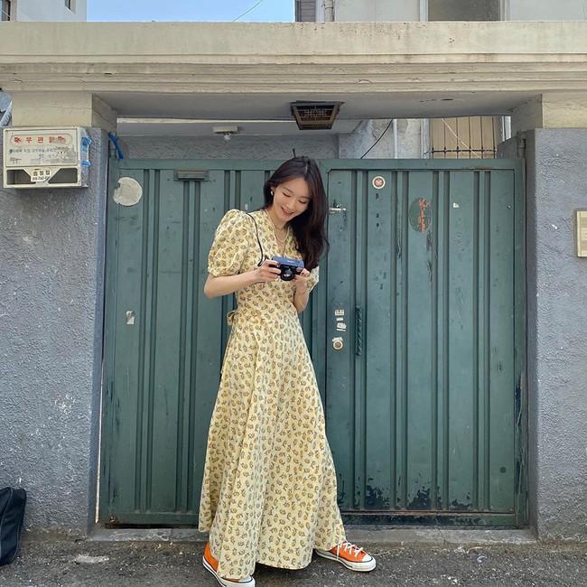 Kang Min Kyung của nhóm Davichi chính là tấm gương mặc đẹp đáng lưu tâm, nàng U30 học theo set nào là ăn chắc điểm set đó - Ảnh 5.