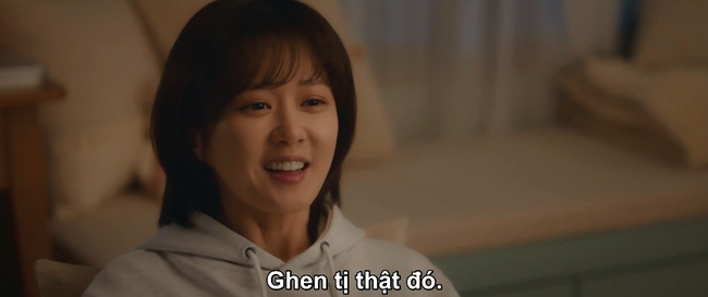 Xem cảnh hôn đầy mùi mẫn của Son Ye Jin - Jung Woo Sung, Jang Nara ghen tị ra mặt - Ảnh 3.