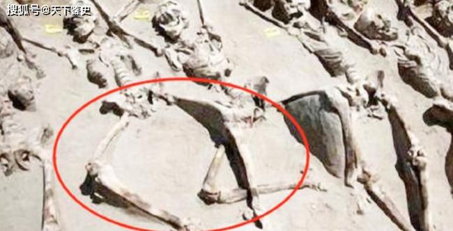 Nhưng phi tần tuẫn táng cùng Tần Thủy Hoàng đều không khép chân lại khi bị chôn sống, rốt cuộc họ đã trải qua những gì trước lúc chết? - Ảnh 1.