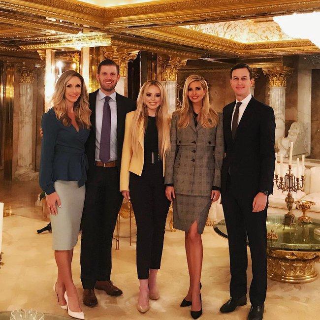 """Cuộc sống hoàn toàn khác biệt so với anh chị em của Tiffany Trump, người con gái được ví là """"góc lãng quên"""" của Tổng thống Mỹ - Ảnh 2."""