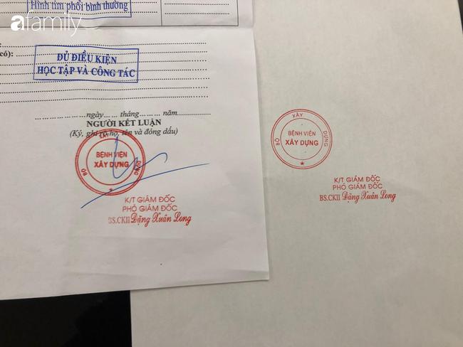 """Mua bán giấy khám sức khỏe công khai giữa mùa dịch Covid-19: Người bán cam kết """"hàng chuẩn"""" của bệnh viện, bác sĩ khẳng định chữ ký không phải của mình - Ảnh 6."""