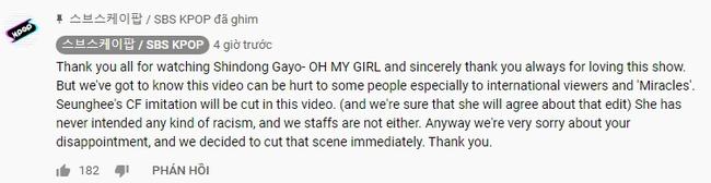 """Một nhóm nữ mới nổi bị chỉ trích thậm tệ vì có hành động này trên truyền hình, MOMOLAND ngồi không cũng """"dính đạn"""" - Ảnh 9."""