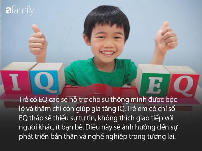 Trẻ có chỉ số EQ thấp thường có 5 biểu hiện dưới đây, cha mẹ sửa ngay cho con còn kịp - Ảnh 3.