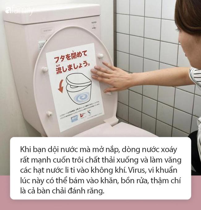 """Chú ý: Đừng để 10 thói quen tưởng như vô hại trong phòng tắm này trở thành """"thủ phạm"""" gây ra hàng loạt các căn bệnh - Ảnh 5."""