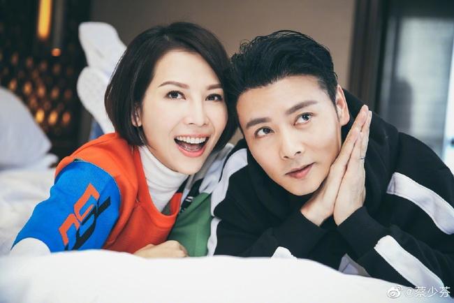 Những sao nam Đại Lục khi kết hôn với mỹ nhân Hong Kong - Đài Loan: Cặp đôi nào hạnh phúc nhất? - Ảnh 1.