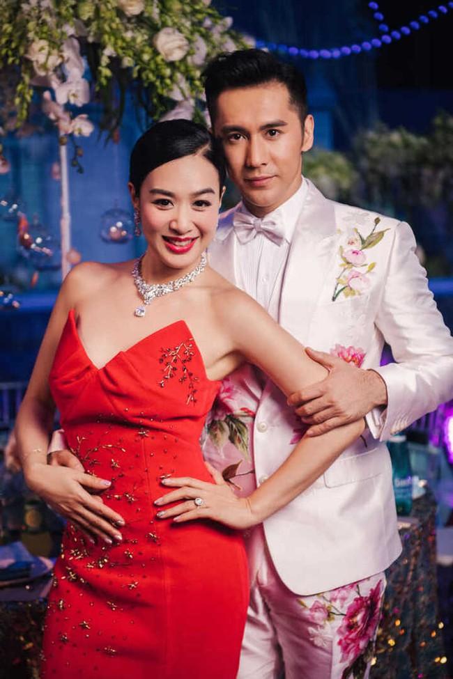 Những sao nam Đại Lục khi kết hôn với mỹ nhân Hong Kong - Đài Loan: Cặp đôi nào hạnh phúc nhất? - Ảnh 4.
