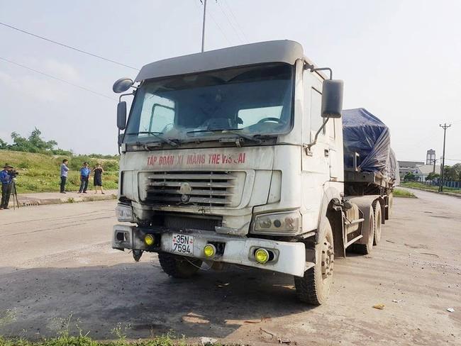Ninh Bình: Kỳ lạ chiếc xe chở đầy hàng bỏ lại, khiến cán bộ phải túc trực tìm chủ - Ảnh 5.