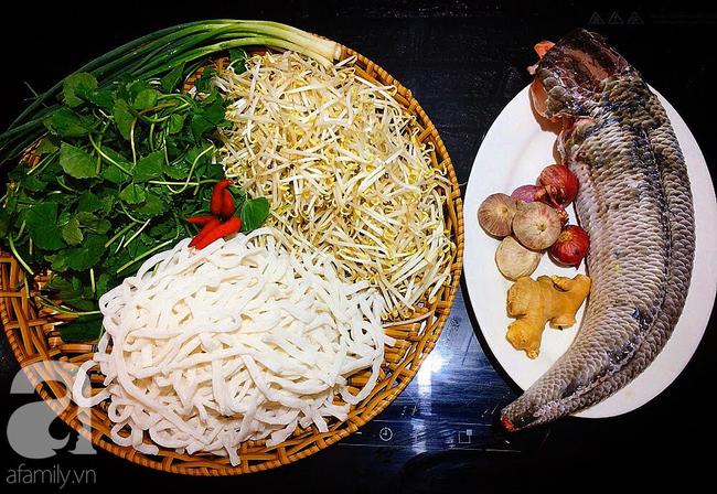 Người Quảng Trị có món bánh canh cá lóc trứ danh, thử một lần sẽ không thể nào quên  - Ảnh 1.