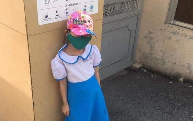 Vụ bé gái đi học sớm bị phê bình, phải đứng chờ giữa trưa nắng 40 độ: Cô giáo chủ nhiệm nhận lỗi - Ảnh 4.