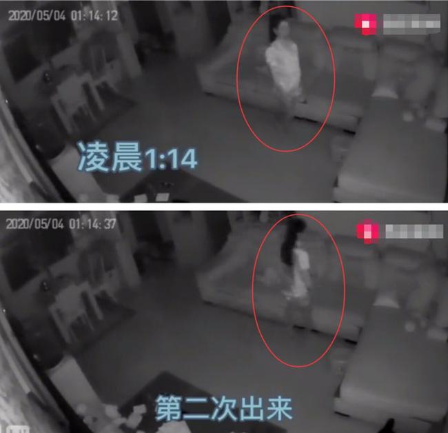 Nửa đêm con gái bỗng biến mất, sáng hôm sau người mẹ xem lại camera mà sợ hãi