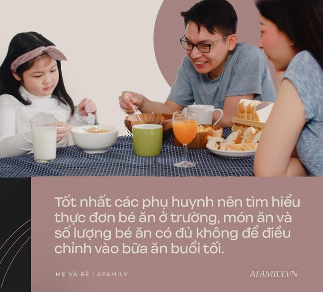 Chế độ dinh dưỡng cho trẻ trước và sau khi nghỉ ở nhà do dịch có gì khác biệt?  - Ảnh 3.