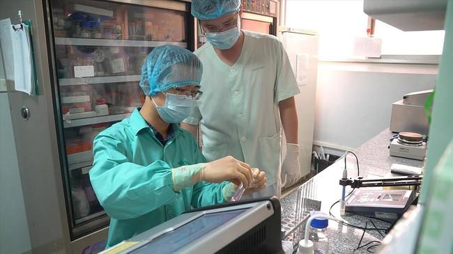 Việt Nam thử nghiệm đợt 2 vắc-xin ngừa COVID-19 - Ảnh 1.
