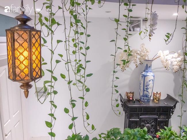 Giữa Sài Gòn náo nhiệt, vẫn có căn nhà ống 20m2 với 4 tầng lầu cực chill và không gian xanh mát chỉ với 20 triệu mua cây xanh - Ảnh 6.
