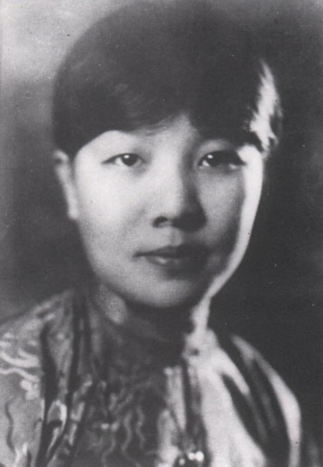 Ngũ đại tài nữ thời Trung Hoa Dân Quốc rốt cuộc xinh đẹp đến nhường nào, từ những tấm ảnh cũ có thể nhận ra nét quyến rũ của họ - Ảnh 3.