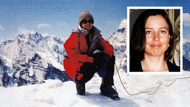 """Cái chết của """"người đẹp ngủ"""" trên đỉnh Everest và điềm báo đến từ cơn ác mộng của cậu con trai 11 tuổi - Ảnh 1."""