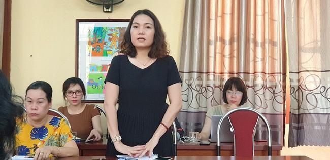 Hải Phòng: Cô giáo chủ nhiệm nhận lỗi trước cuộc họp vụ bé gái bị phê bình vì đi học sớm, phải đứng ngoài cổng trường giữa trưa nắng 40 độ - Ảnh 1.