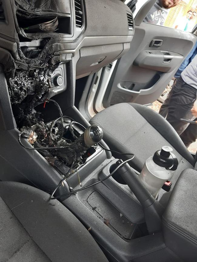 Hiểm hoạ khôn lường khi để những vật dụng cá nhân trong xe ô tô dưới nắng nóng mà ít ai biết - Ảnh 2.