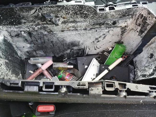 Hiểm hoạ khôn lường khi để những vật dụng cá nhân trong xe ô tô dưới nắng nóng mà ít ai biết - Ảnh 3.