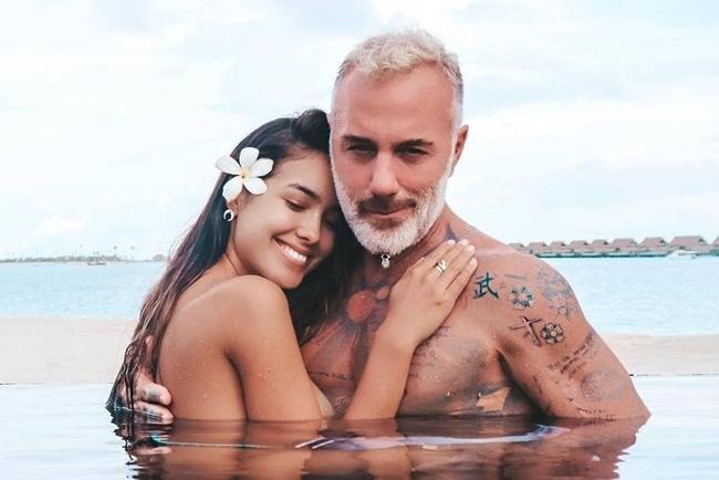"""Mãn nhãn với vô vàn khoảnh khắc tình tứ của cặp đôi đúng chất """"sugar daddy"""" ở phương Tây, hơn kém nhau 27 tuổi - Ảnh 4."""