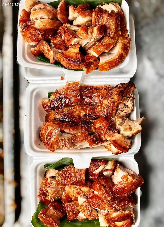 Giá thịt lợn lên cao khiến thịt quay cũng cán mốc 350 ngàn đồng/kg: Tiểu thương chấp nhận bán không lãi nhưng khách ăn vẫn giảm một nửa - Ảnh 9.