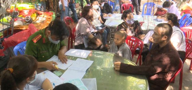 """Chính quyền kiểm tra hành chính nơi tự xưng là """"Tịnh Thất Bồng Lai"""" - Ảnh 2."""