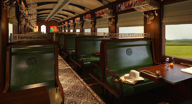 Lại xuất hiện chuyến tàu nối Huế - Đà Nẵng có nội thất xịn như phim, đặc biệt lại còn là tàu hơi nước đậm chất hoài cổ - Ảnh 3.