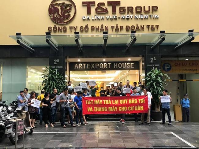 Hà Nội: Cư dân bức xúc đề nghị chủ đầu tư bàn giao quỹ bảo trì, thay tháng máy - Ảnh 2.