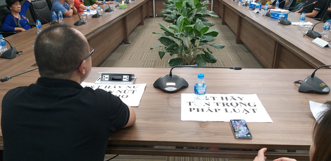 Hà Nội: Cư dân bức xúc đề nghị chủ đầu tư bàn giao quỹ bảo trì, thay tháng máy - Ảnh 6.