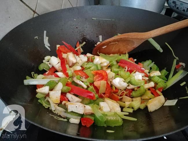 Mùng 1 thưởng thức món chay mới toanh từ Food Blogger Liên Ròm chia sẻ - Ảnh 5.
