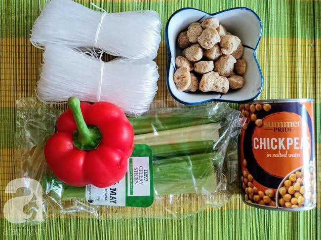 Mùng 1 thưởng thức món chay mới toanh từ Food Blogger Liên Ròm chia sẻ - Ảnh 1.