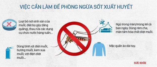 Mùa hè, đề phòng dịch sốt xuất huyết bùng phát, người dân cần làm ngay 4 việc này - Ảnh 1.