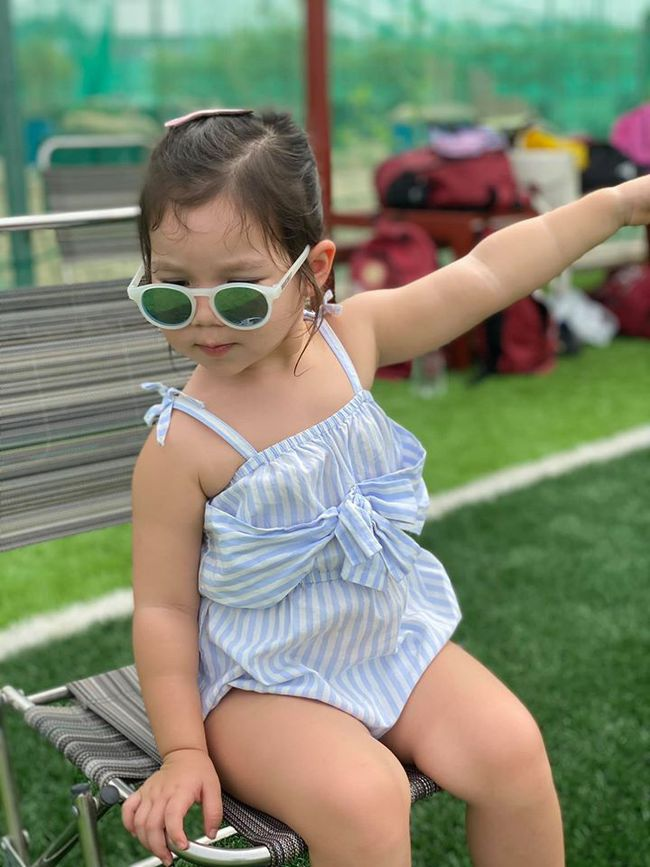 Cuối tuần của các hot mom: Bà mẹ 4 con Trang Moon khoe ảnh hồi bé tí xíu, Meo Meo sang chảnh đi du lịch cùng chồng - Ảnh 10.
