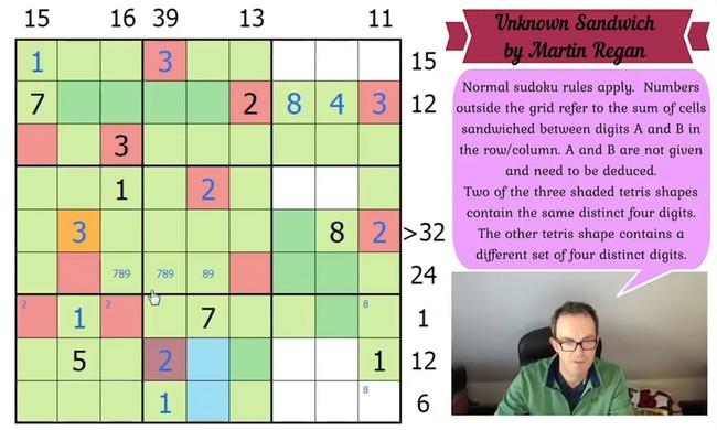 Anh chàng bỏ việc ngân hàng để làm vlog giải đố Sudoku và câu chuyện đằng sau khiến chị em giật mình tự hỏi đam mê thực sự của bản thân là gì - Ảnh 1.