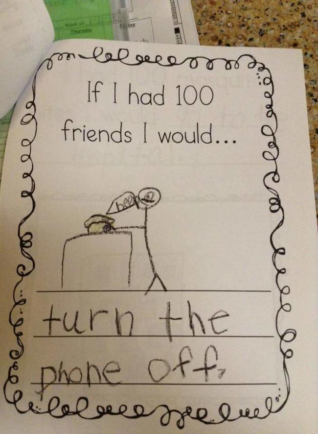 Xem xong chùm ảnh này, cha mẹ sẽ thấy con thông minh hơn chúng ta tưởng nhiều - Ảnh 5.