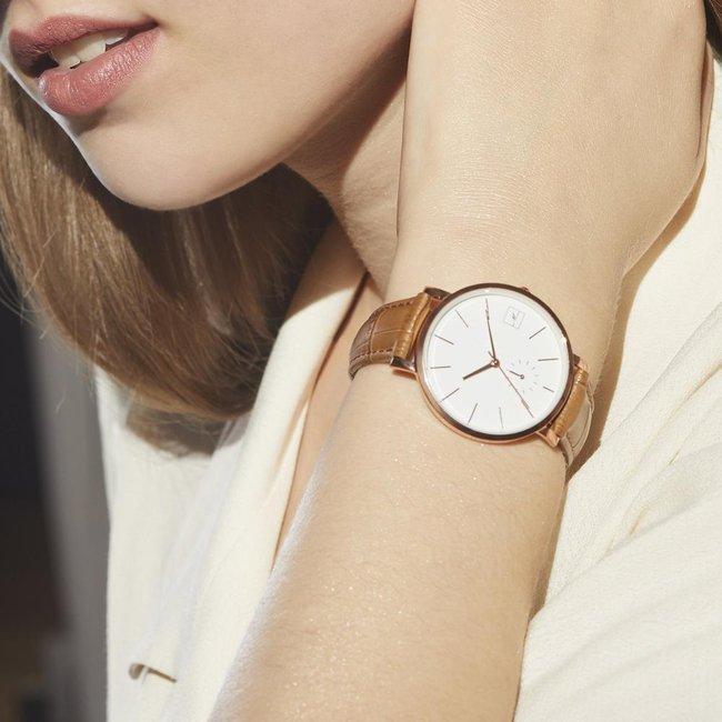 Dân công sở chuyên nghiệp nhất định phải biết mẹo chọn size đồng hồ theo chu vi cổ tay - Ảnh 3.