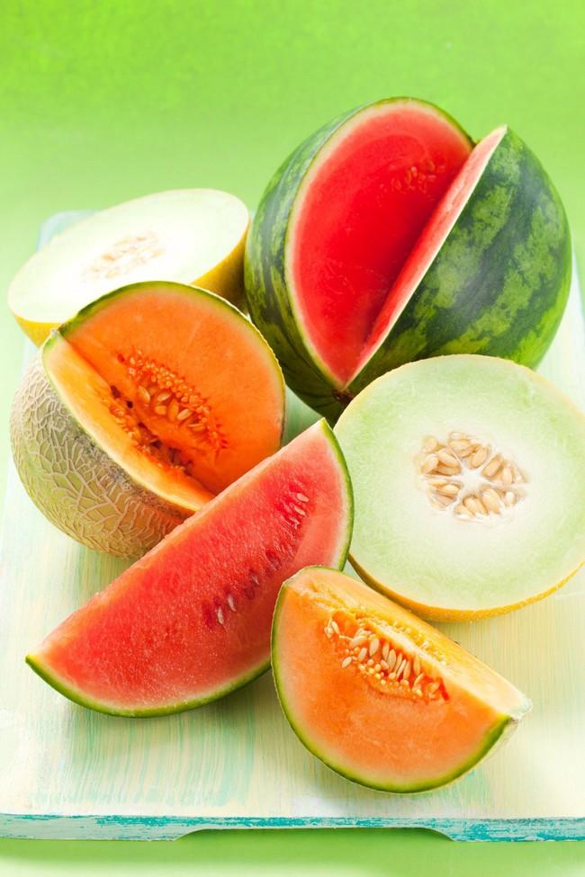 Đừng chỉ tập thể dục, chịu khó ăn 7 loại hoa quả mùa Hè sau thì bạn sẽ gầy đi thần tốc - Ảnh 1.