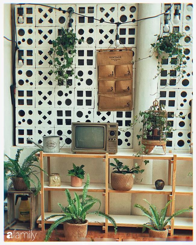 2 tháng nghỉ dịch Covid - 19, mẹ đảm 3 con Nghệ An đã cải tạo sân thượng thành Homestay theo phong cách Vintage tuyệt đẹp chỉ với 20 triệu - Ảnh 8.
