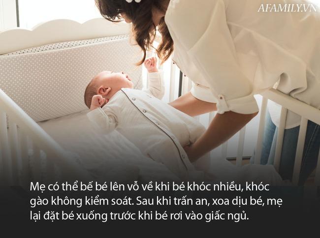 Chuyên gia gợi ý 6 phương pháp luyện ngủ phổ biến nhất cho bé yêu - Ảnh 4.