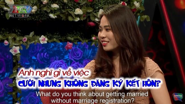 """""""Bạn muốn hẹn hò"""": Muốn lấy chồng nhưng không thích đăng ký kết hôn, nữ chính khiến chàng trai e ngại còn Hồng Vân thì dằn mặt - Ảnh 4."""