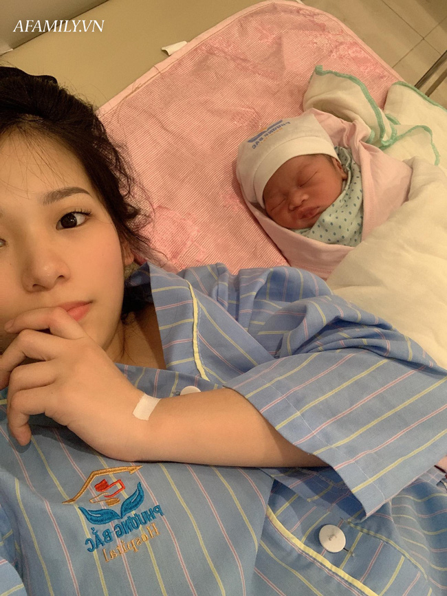 """Bức ảnh trước và sau sinh khác """"một trời một vực"""" của mẹ trẻ Tuyên Quang gây bão mạng, nhân vật chính tiết lộ thêm nhiều điều bất ngờ - Ảnh 5."""