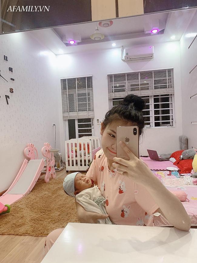 """Bức ảnh trước và sau sinh khác """"một trời một vực"""" của mẹ trẻ Tuyên Quang gây bão mạng, nhân vật chính tiết lộ thêm nhiều điều bất ngờ - Ảnh 6."""