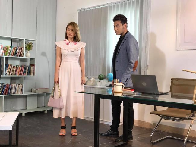 """Huy Khánh - Ngọc Lan - Anh Tài bất ngờ tiết lộ kịch bản """"Luật trời"""" phần 2 - Ảnh 5."""