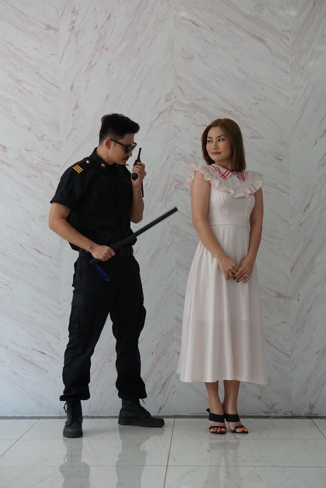 """Huy Khánh - Ngọc Lan - Anh Tài bất ngờ tiết lộ kịch bản """"Luật trời"""" phần 2 - Ảnh 4."""